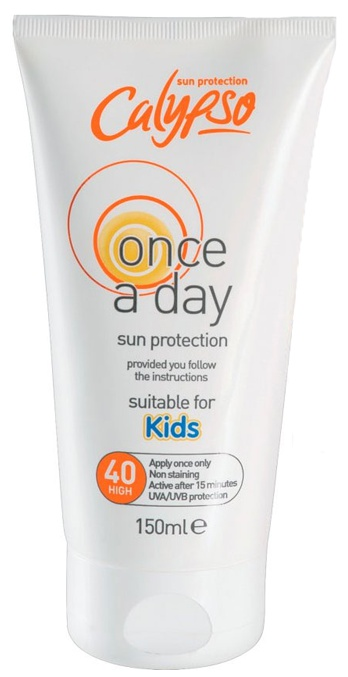 Calypso Calypso Once A Day Sun Protection Lotion With Spf 40