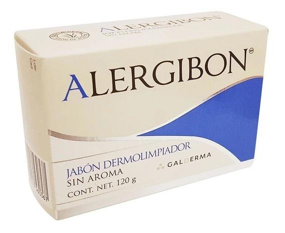 Alergibon Jabón Dermo Limpiador