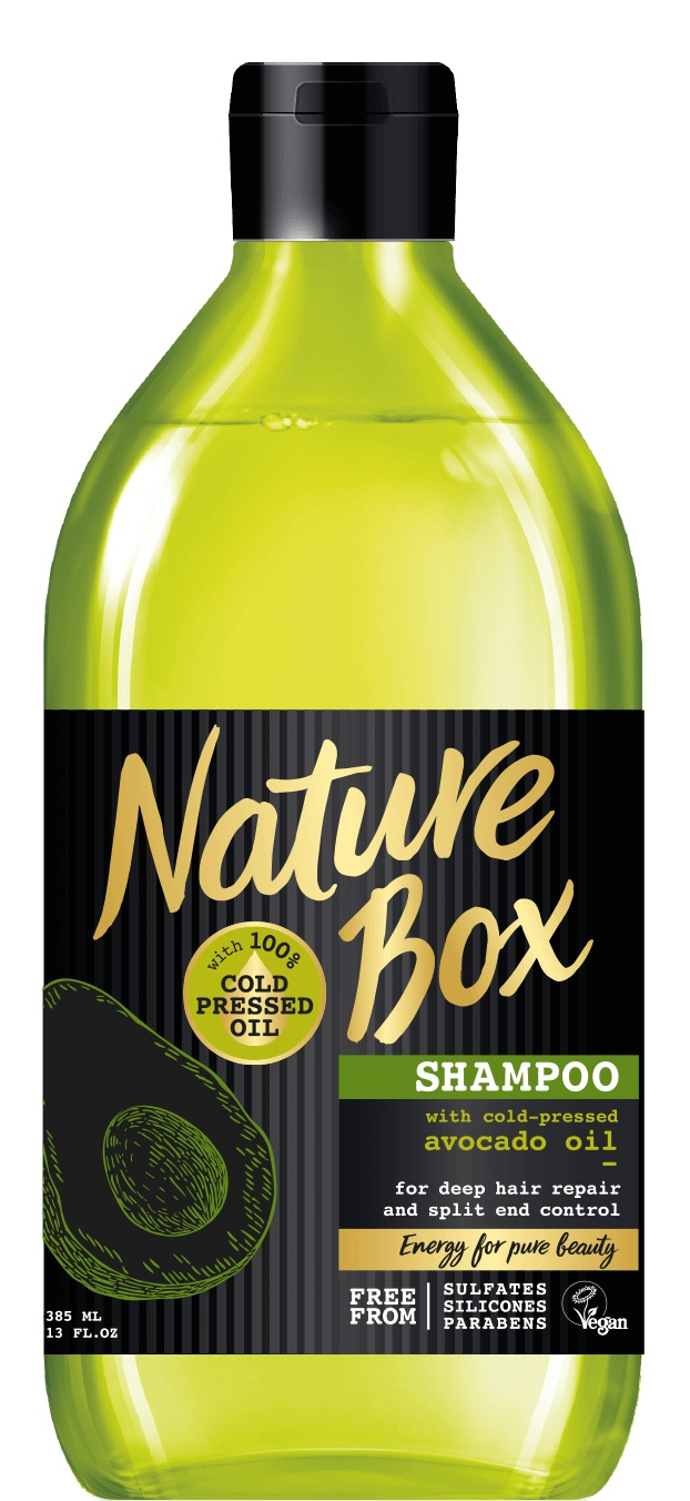 Nature box Avocado Oil Shampoo