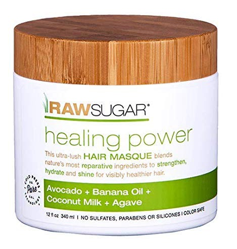 Raw Sugar Healing Power Hair Masque