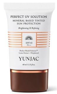 Yunjac Perfect UV Solution Mineral Based Tinted Sun Protection [SPF43 Pa+++]
