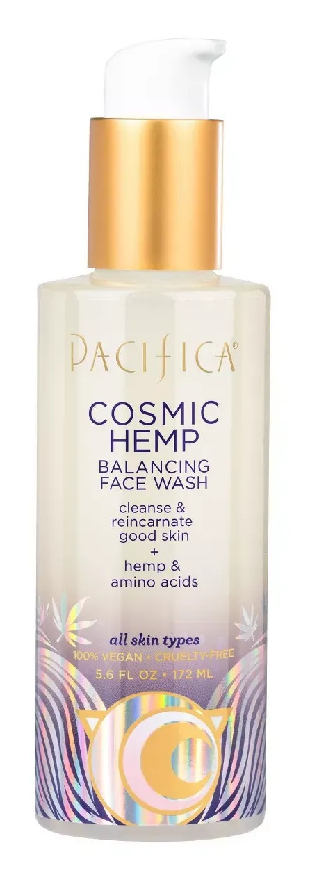 Pacifica Cosmic Hemp Balancing Face Wash