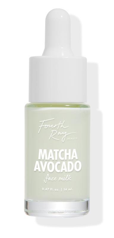 Fourth Ray Matcha Avocado Face Milk