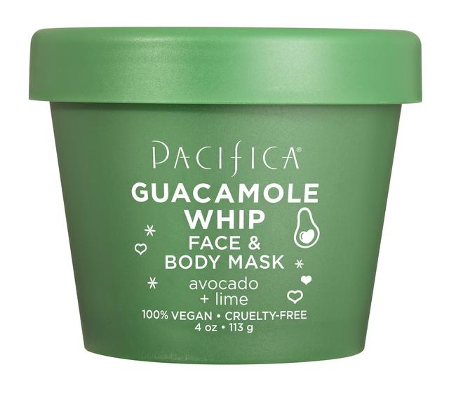 Pacifica Guacamole Whip Face & Body Mask