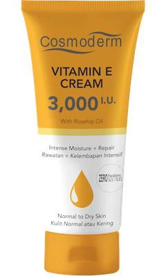 cosmoderm Vitamin E Cream 3000 I.U. With Roseship Oil
