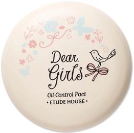 Etude House Dear Girls Oil Control Pact