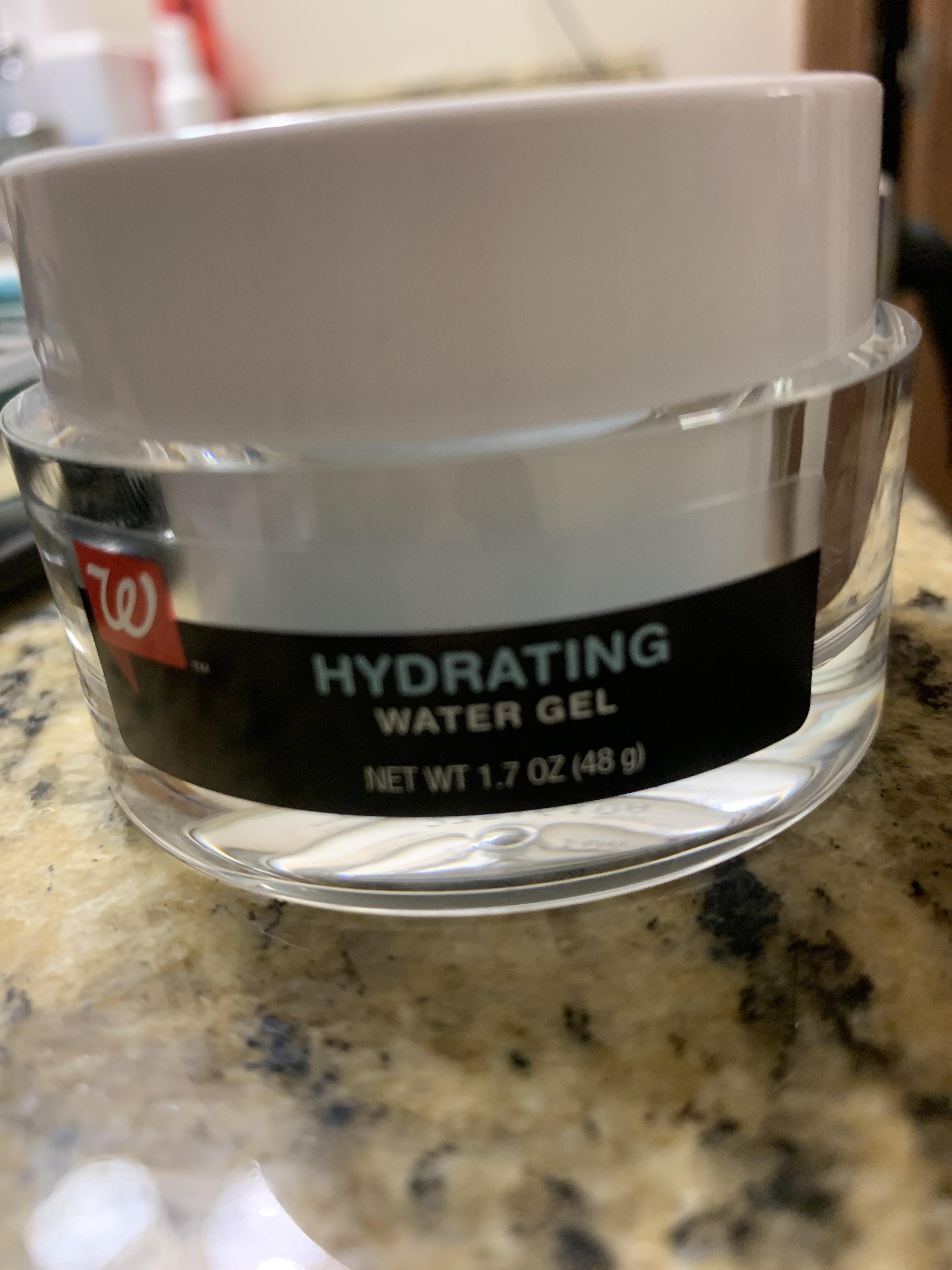 Walgreens Hydrating Water Gel