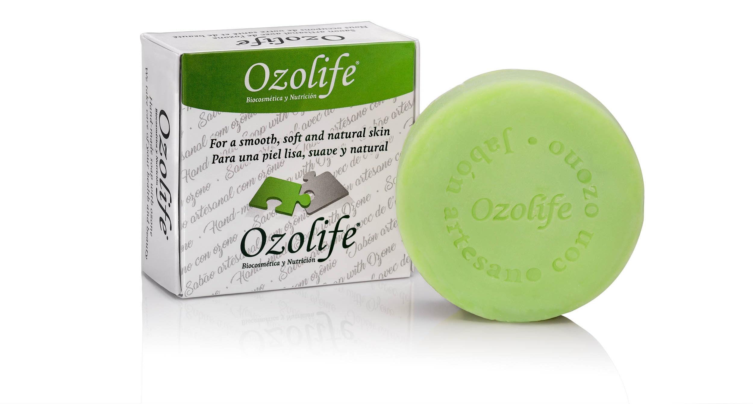OZONO D'OR Jabón De Ozono