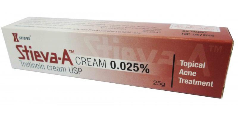 GSK Stieva-A Cream