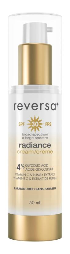reversa Radiance Cream Spf 30