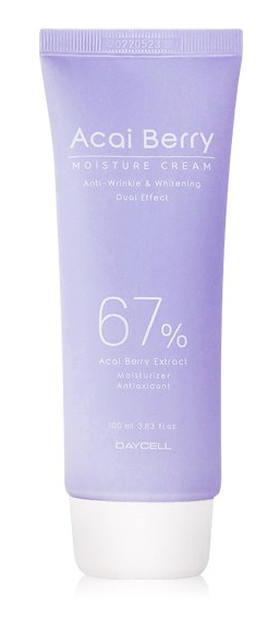 DAYCELL Acai Berry Antioxidant Moisturizing Cream