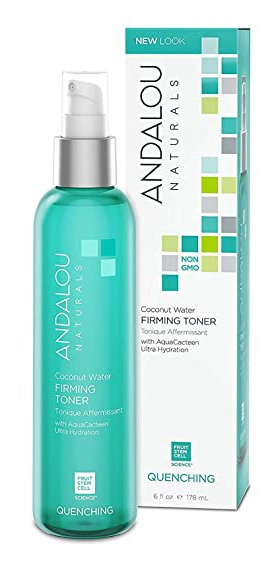 Andalou Naturals Quenching Coconut Water Firming Toner