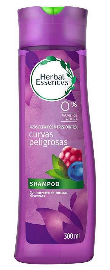 Herbal Essences Shampoo Para Pelo Curvas Peligrosas