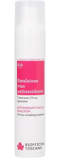 Biofficina Toscana Antioxidant Facial Emulsion