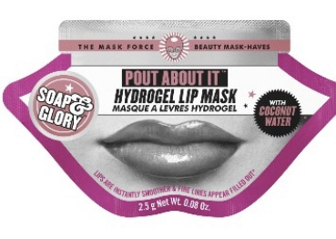 Soap & Glory Pout About It™ Hydrogel Lip Mask