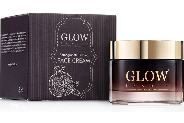 Glow Pomegranate Firming Face Cream