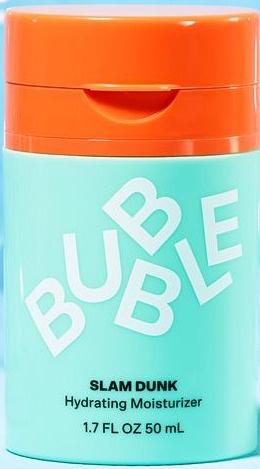 Bubble Slam Dunk Hydrating Moisturizer