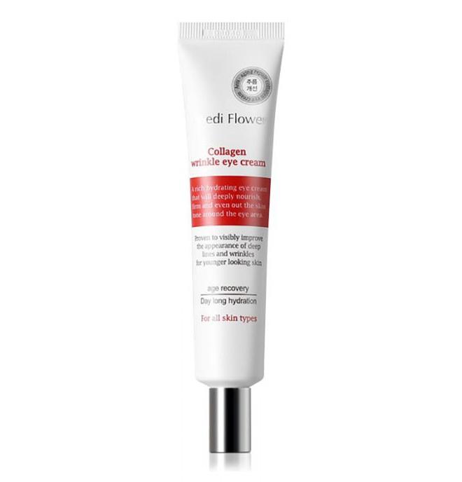 MediFlower Collagen Wrinkle Eye Cream