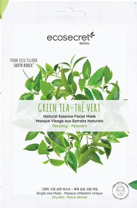 ecosecret Sheet Mask Green Tea