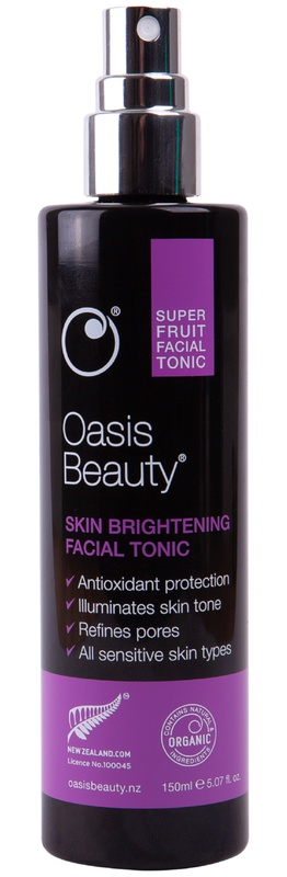 Oasis Beauty Super Fruit Skin Brightening Facial Tonic