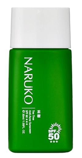 Naruko Tea Tree Anti Acne Sunscreen Spf 50