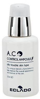 ECLADO A.C Control Ampoule