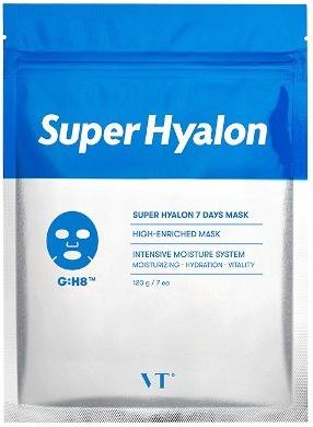 VT Cosmetics Super Hyalon 7 Days Mask
