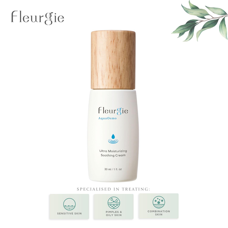 Fleurgie Ultra Moisturizing Soothing Cream