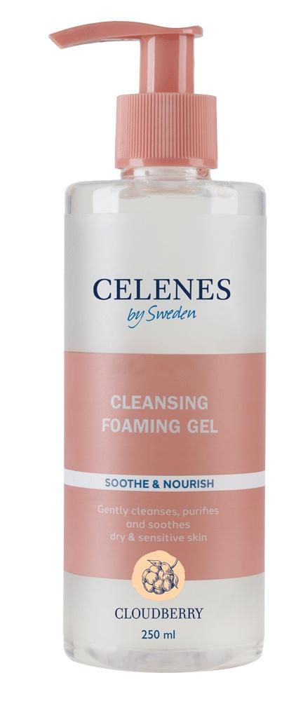 Celenes Cloudberry Cleansing Foaming Gel
