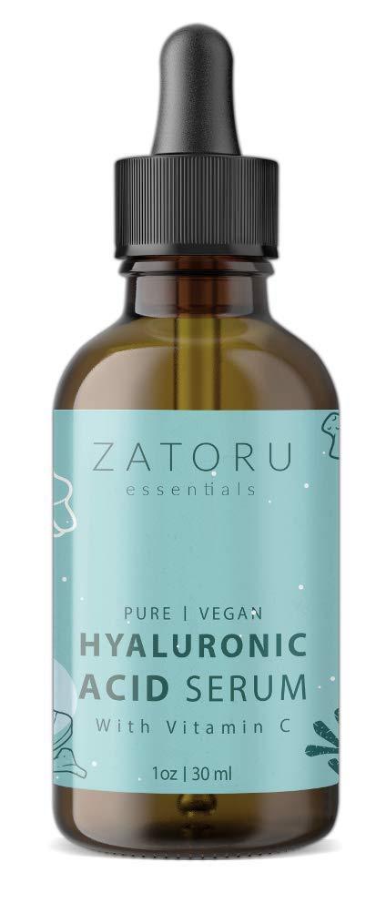 Zatoru Hyaluronic Acid Serum With Vitamin C