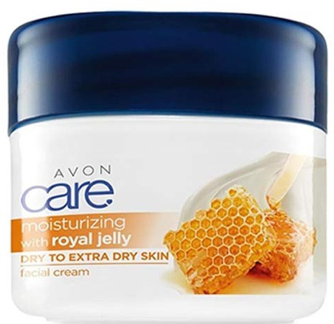 Avon Care Moisturizing Royal Jelly Face Cream