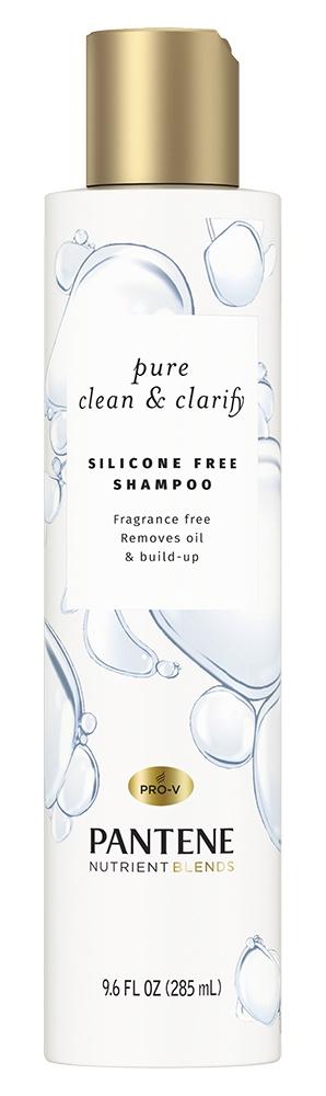 Pantene Pure Clean & Clarify Shampoo