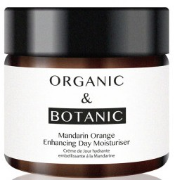 Dr Botanicals Organic & Botanic Mandarin Orange Enhancing Day Moisturiser