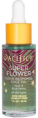 Pacifica Super Flower Rapid Response Face Oil