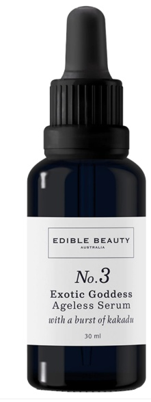 Edible Beauty No. 3 Exotic Goddess Ageless Serum