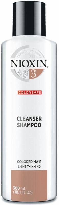 Nioxin Cleanser Shampoo - System 3