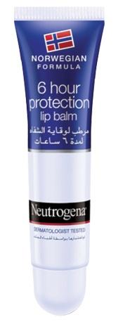 Neutrogena 6 Hour Protection Lip Balm
