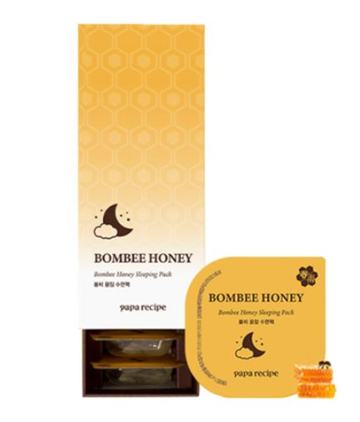 PAPA RECIPE Bombee Honey Sleeping Pack