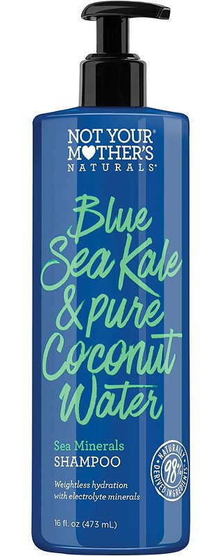 NYM Blue Sea Kale & Pure Coconut Water Sea Minerals Shampoo