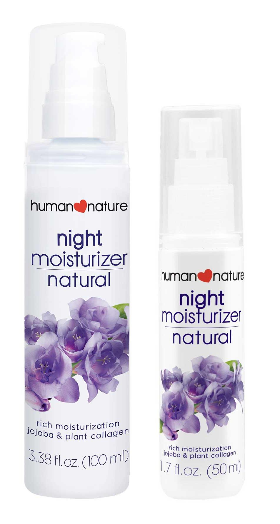 human  nature Night Moisturizer