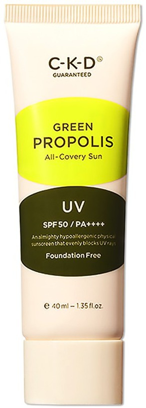 C-K-D Green Propolis All-covery Sun