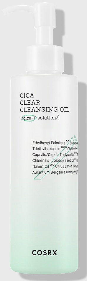 COSRX Pure Fit Cica Clear Cleansing Oil
