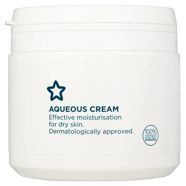 Superdrug Aqueous Cream
