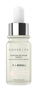 Cover fx Custom Infusion Drops  F + Neroli