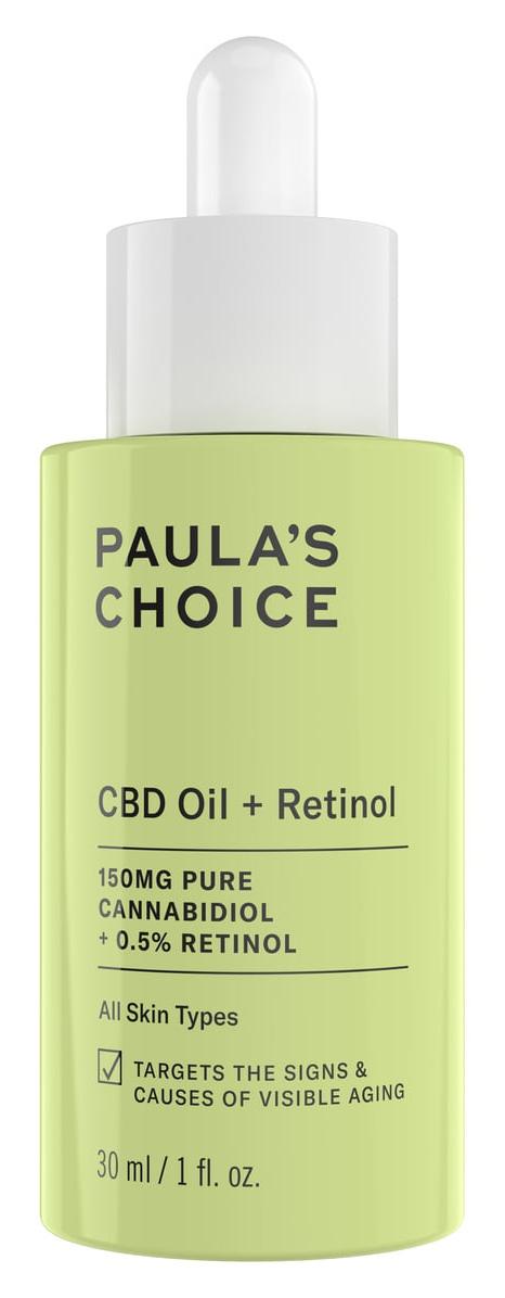 Paula's Choice Cbd Oil + Retinol