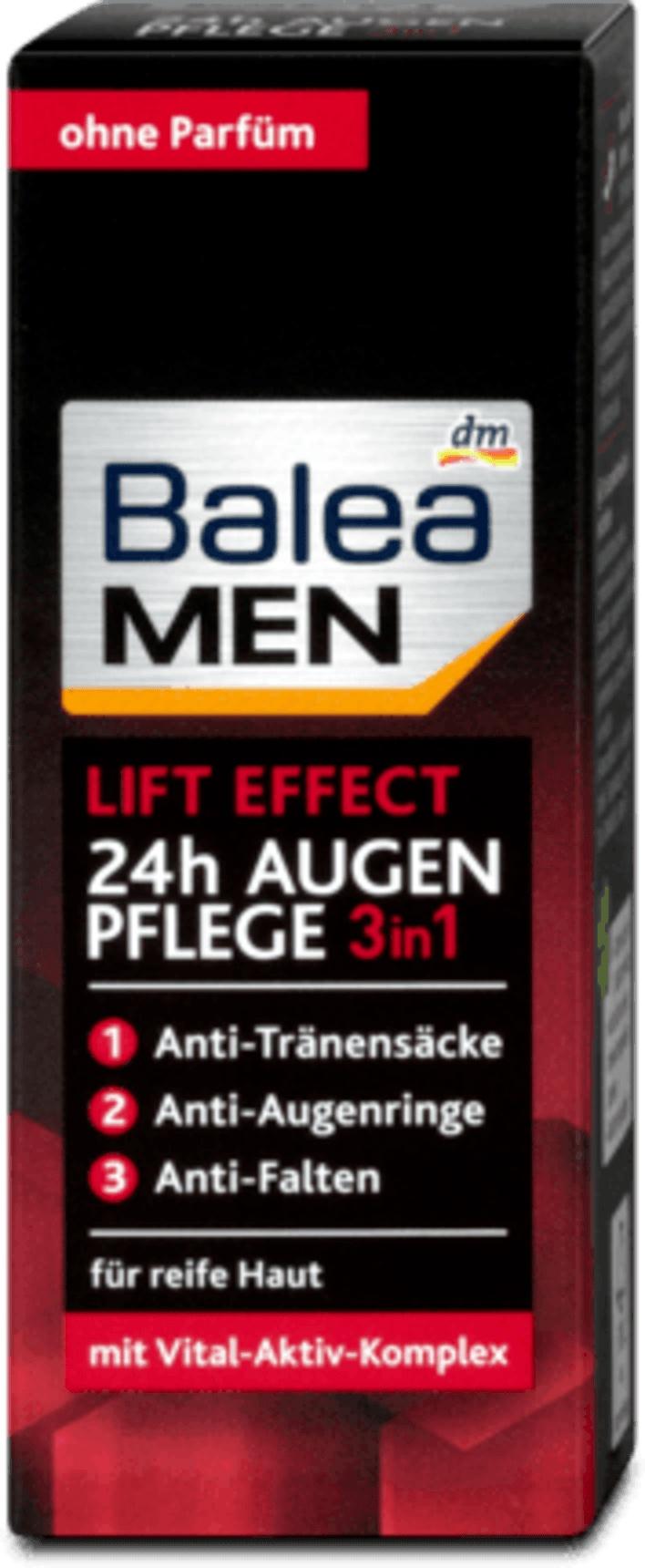 Balea MEN  Lift Effect Eye Cream