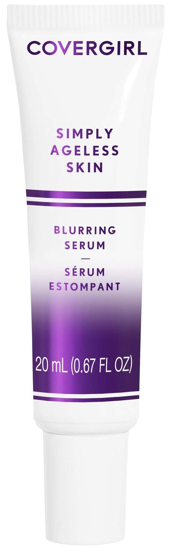 COVERGIRL® Simply Ageless Skin Blurring Serum