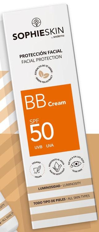 Sesderma BB Cream SPF 50