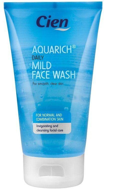 Cien Aquarich Daily Mild Face Wash