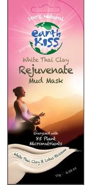 Earth Kiss Rejuvinate White Thai Clay Facial Mask